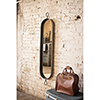 This item: Tall Oval Wall Mirror