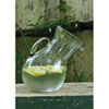 This item: Large Glass Tilted Pitcher Vase
