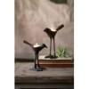 This item: Cast Iron Bird Tea Light Holders, Set of 2