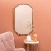 This item: Sebastian Gold 34-Inch Wall Mirror