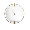 This item: Electra Gold 36-Inch Wall Clock