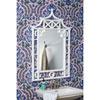 This item: Shing Glossy White Mirror