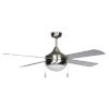 This item: Centurion Stainless Steel 52-Inch LED Ceiling Fan