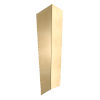 This item: Vega Gold LED ADA Two-Light Wall Sconce