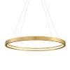 This item: Jasmine Gold Three-Inch Adjustable LED Pendant