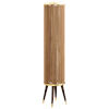 This item: Rhodos Polished Brass 14-Inch Six-Light Floor Lamp