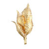 This item: Tropicale Gold 12-Inch Two-Light ADA Wall Sconce