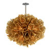 This item: Pulse Gold Leaf 45-Inch Twenty-Light Pendant