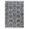 This item: Bungalow Gray and Teal Rectangular: 3 Ft. 3 In. x 4 Ft. 11 In. Rug
