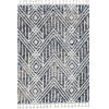 This item: Bungalow Gray and Ivory Rectangular: 5 Ft. 3 In. x 7 Ft. 7 In. Rug