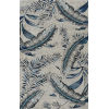 This item: Havana Gray and Blue Runner: 2 Ft. 3 In. x 8 Ft. Rug