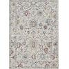 This item: Hudson Ivory Rectangular: 5 Ft. x 7 Ft. Rug