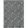 This item: Libby Langdon Upton Charcoal and Silver Rectangular: 8 Ft. x 10 Ft. Rug