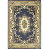 This item: Corinthian Blue Aubusson Rectangular: 20 In. x 31 In. Rug