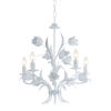 This item: Southport Wet White Five-Light Chandelier