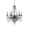 This item: Camelot Center Bowl Chandelier