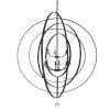 This item: Luna English Bronze 48-Inch Nine-Light Chandelier
