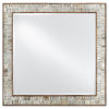 This item: Hyson Natural Square Mirror