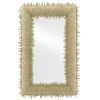 This item: Jeanie Beige Wall Mirror