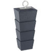 This item: Brash Navy and Nickel Large Box