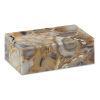 This item: Malaga Black Agate Small Box