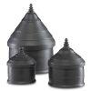 This item: Bikaner Black Box, Set of 3