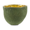 This item: Green and Gold Large Jackfruit Vase