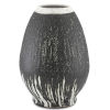 This item: Chartwell Textured Black and White Urn