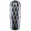 This item: Minten Indigo and Gray Cloud Large Vase