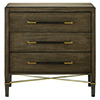 This item: Verona Chanterelle Coffee and Champagne 32-Inch Chest