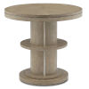 This item: Tuban Light Wheat Entry Table