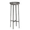 This item: Tomas Black Nickel Large Table