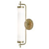 This item: Latimer Antique Brass One-Light Wall Sconce