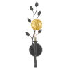 This item: Oona French Black and Contemporary Gold One-Light Wall Sconce