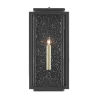 This item: Wright Midnight One-Light Outdoor Wall Sconce