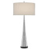 This item: Scotia Polished Aluminum One-Light Table Lamp