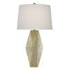 This item: Zabrine Shiny Gold One-Light Table Lamp