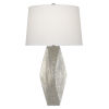This item: Zabrine Nickel One-Light Table Lamp