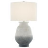 This item: Cazalet Ash Ivory and Blue One-Light Table Lamp