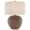 This item: Sunningdale Red Wood One-Light Table Lamp