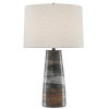 This item: Zadoc Terracotta One-Light Table Lamp