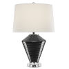 This item: Posy Black One-Light Table Lamp