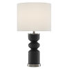 This item: Anabelle Black One-Light Table Lamp