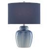 This item: Saine Blue One-Light Table Lamp