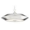 This item: Tedmond Nickel Three-Light Pendant