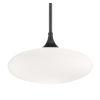 This item: Solfeggio Oil Rubbed Bronze One-Light Pendant