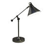 This item: Springdale Polished Nickel Cone LED Desk Lamp with USB Charger