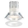 This item: White 10W 3000K 700 Lumen LED Recessed Light
