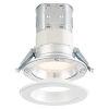 This item: White Four-Inch 10W 5000K 700 Lumen LED Recessed Light