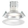 This item: White 12W 3500K 870 Lumen LED Recessed Light